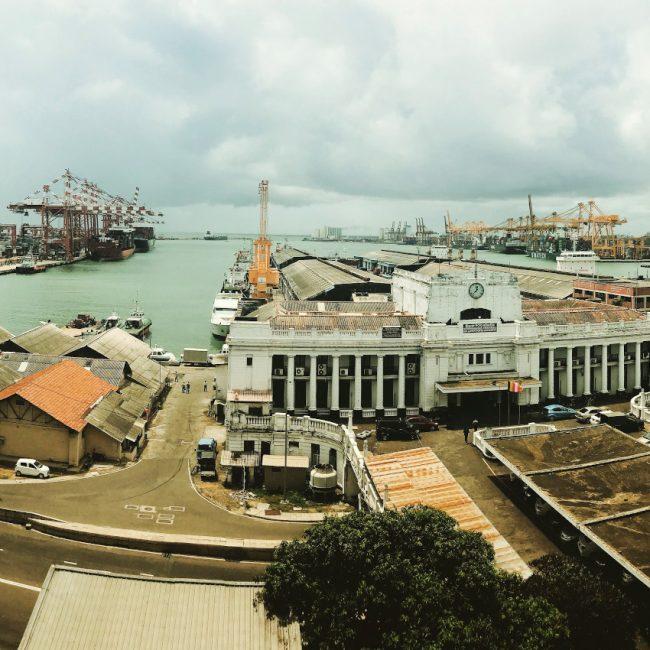 A voir SL - Colombo