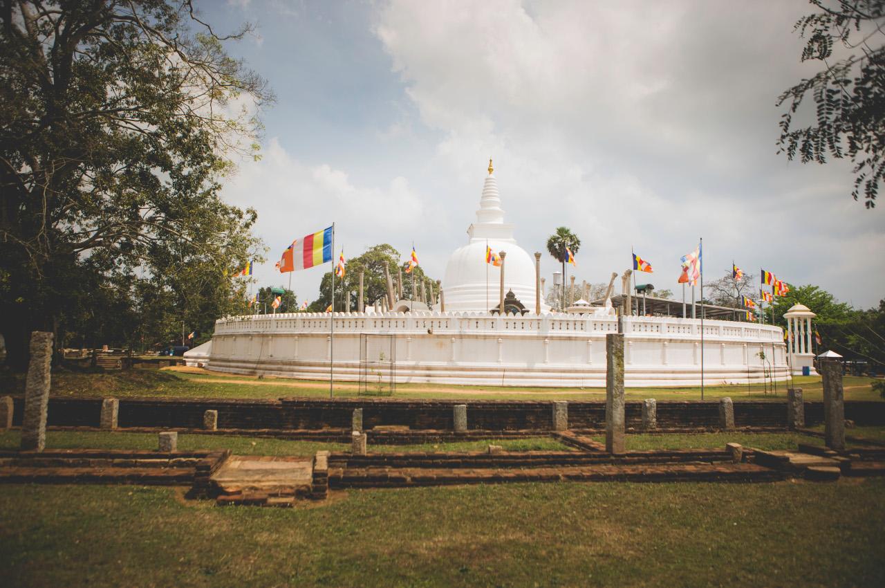A voir Sri Lanka - Anuradhapura