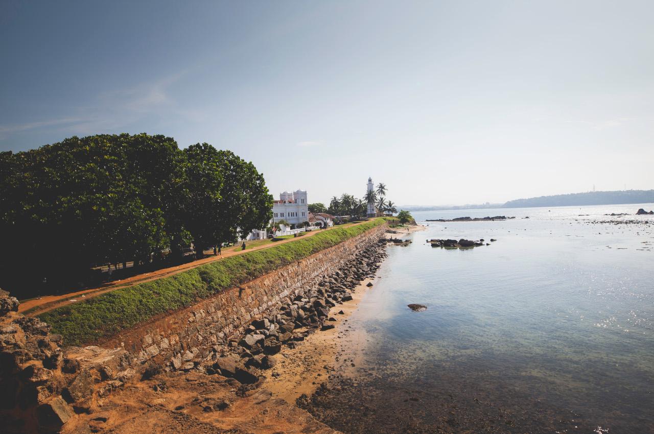 A voir Sri Lanka - Galle