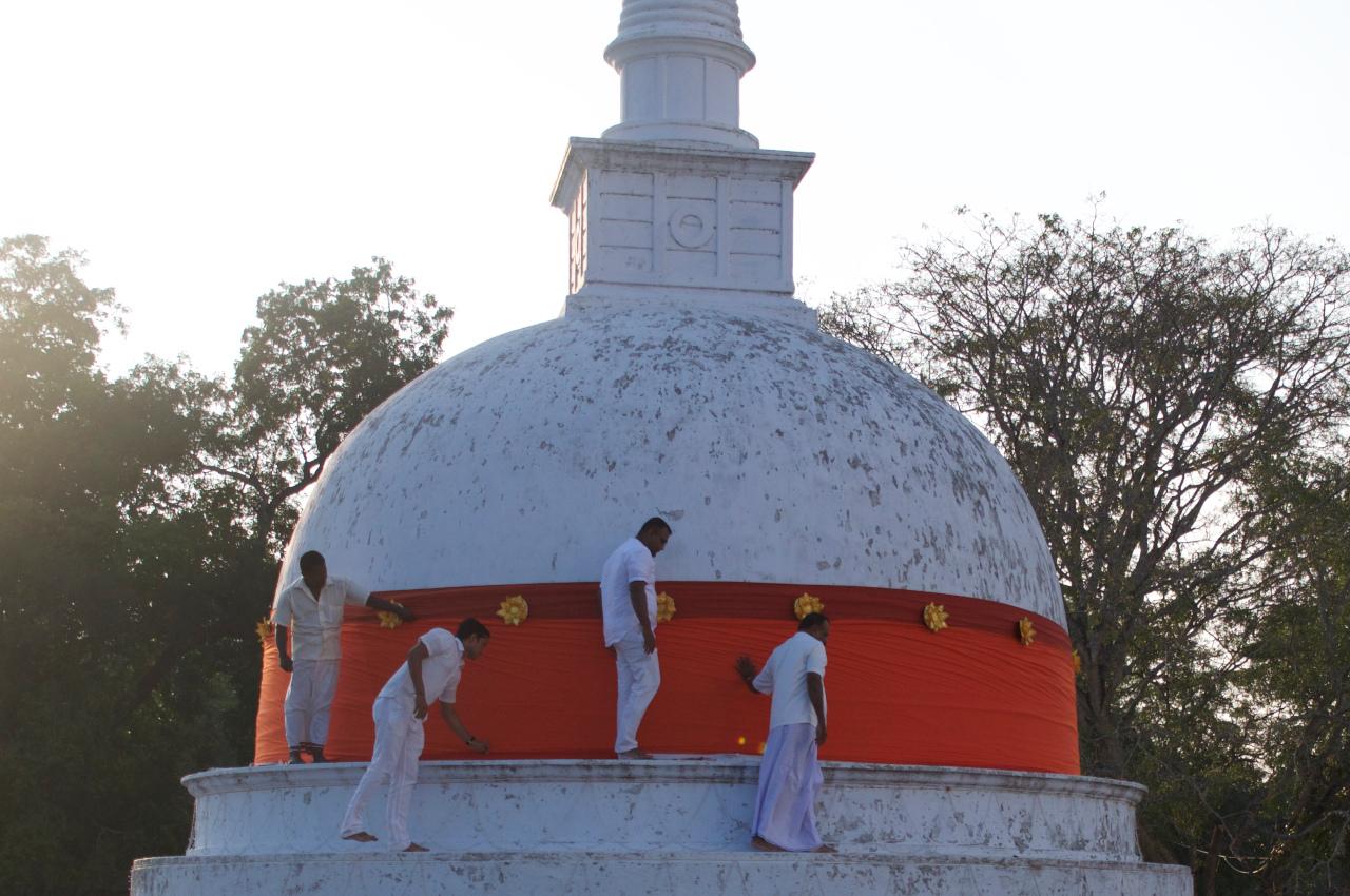 A voir Sri Lanka - Kataragama