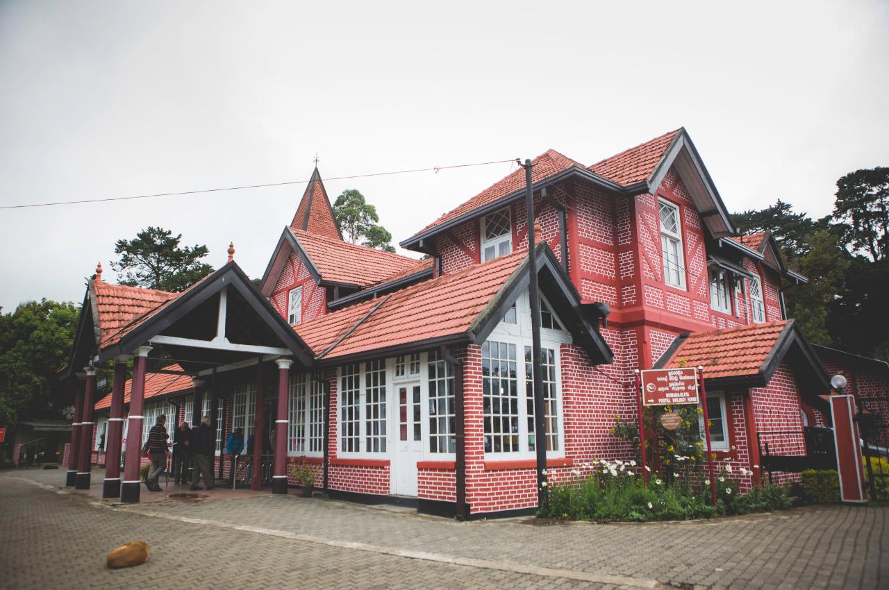 A voir Sri Lanka - Nuwara Eliya