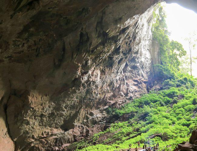 Trek dans la jungle et nuit insolite dans une grotte (3)
