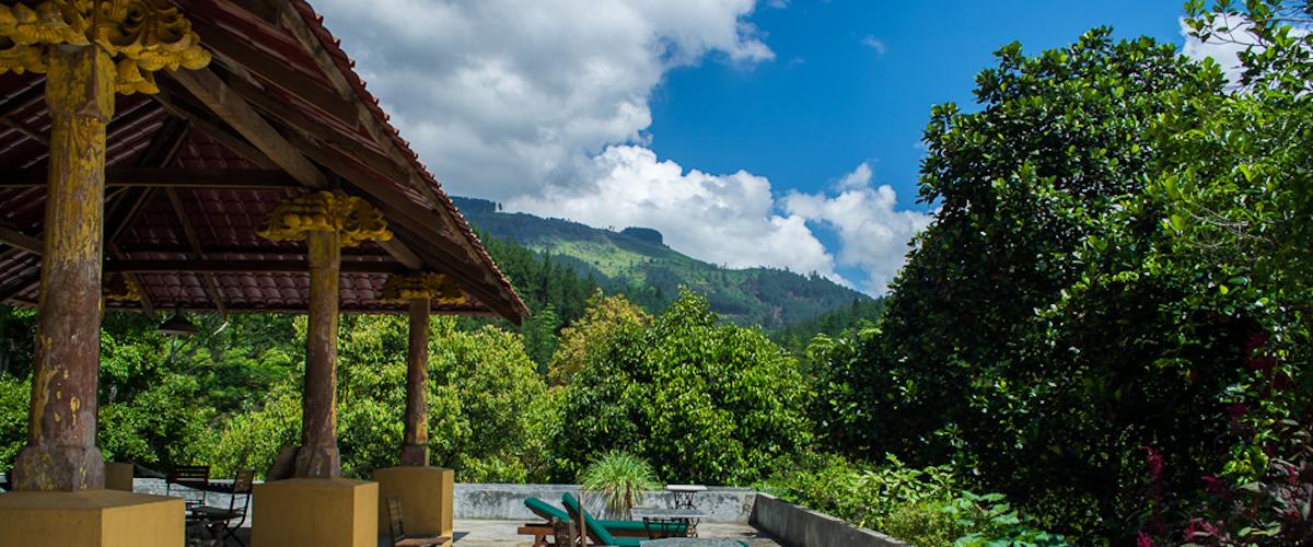 Centre ayurvédique au Sri Lanka